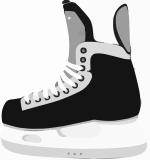 Hanki luistimet ja jääkiekkoluistimet VK:lta